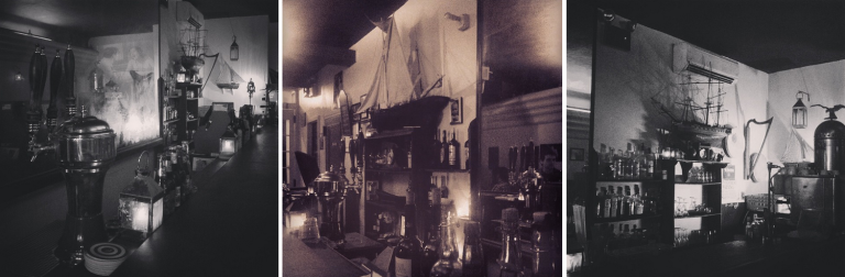 Interior of the William Barnacle Tavern