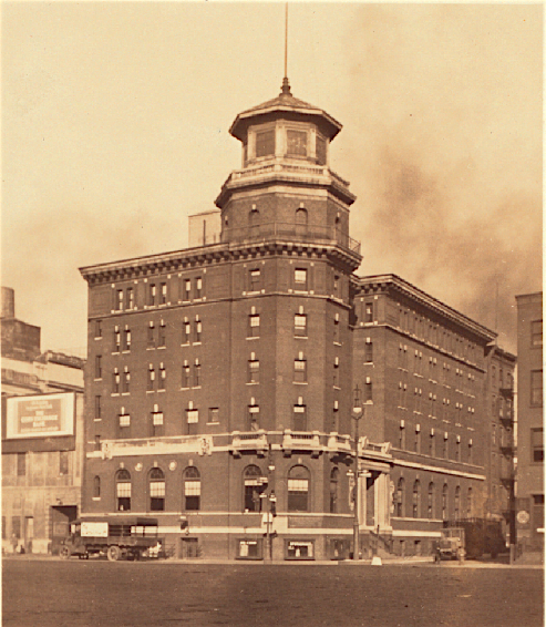 Historic photo from early 1900s.